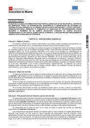 Expediente: 70/2013 PLIEGO DE CLÁUSULAS ADMINISTRATIVAS ...