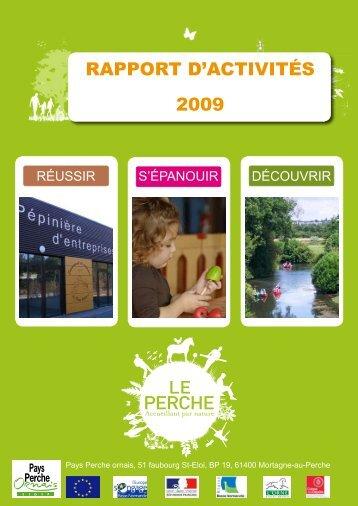Rapport d'activités 2009 sidtp - Blog de Jean-François de Caffarelli ...