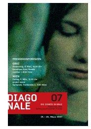 |DIAGO 07 - DIAGONALE - DEUTSCHE VERSION