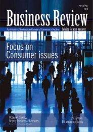 focus on consumer issues - AmCham Moldova