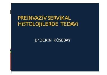 Derin Kösebay_Preinvaziv Servikal Histolojilerde Tedavi
