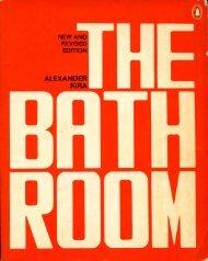 Alexander Kira-The Bathroom-1976-p5-13, 19-20 - third year studio