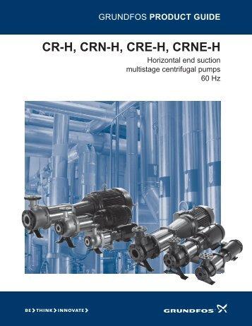 L-CRH-PG-01 - Grundfos