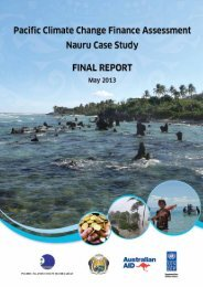 Nauru Case Study - United Nations Framework Convention on Climate ...