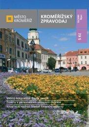 Vydání - 10 / 2009 - Město Kroměříž