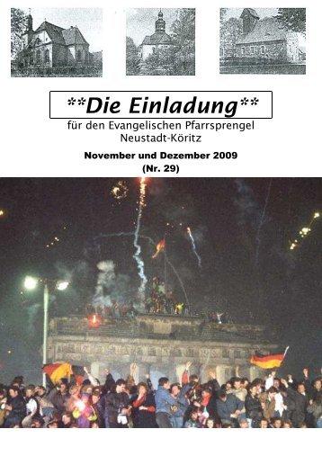 Nr.29 (Nov/Dez. 2009) - Ritter von Kalebuz