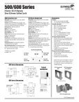 Product data sheet - Olympus Lock - Page 2