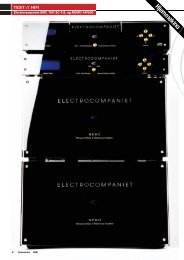 Norges fineste - Electrocompaniet