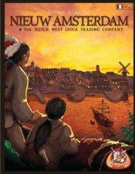 Nieuw Amsterdam - White Goblin Games