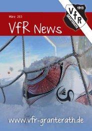 März 2013 - VfR Granterath 1919 eV
