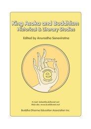 King Asoka and Buddhism - Urban Dharma