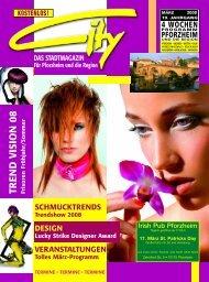 pforzheim - CITY Stadtmagazin