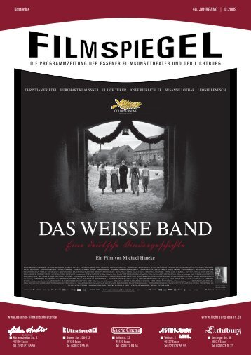 Gegen- darstellung - Essener Filmkunsttheater GmbH