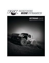 Application Guide - Fox