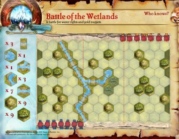 Battle of the Wetlands