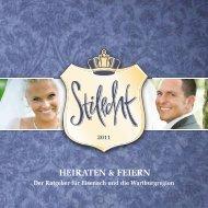 HEIRATEN & FEIERN - Eisenach