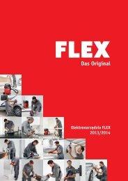 Katalog 2012 - Flex