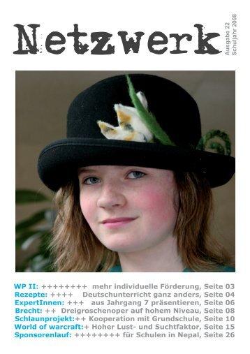 Netzwerk-Ausgabe_22.pdf - Gesamtschule Nordkirchen