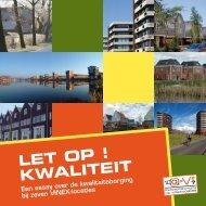 LET OP ! KWALITEIT - Architectuur Lokaal