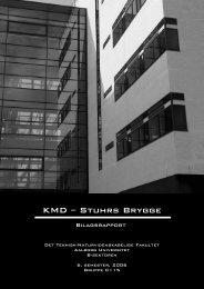 Bilagsrapport - It.civil.aau.dk - Aalborg Universitet
