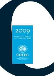 Rapporto annuale sull'Innovazione - Cotec