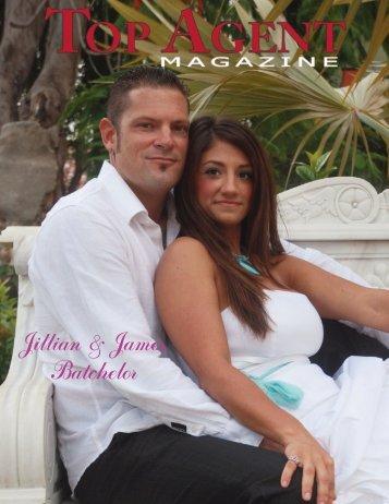 Jillian & James Batchelor - Top Agent Magazine