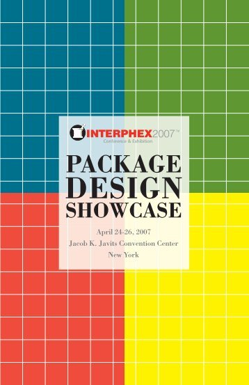 package design showcase