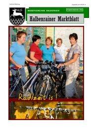 (6,74 MB) - .PDF - Marktgemeinde Halbenrain