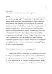 Otsuki Essay - Irmgard Coninx Stiftung