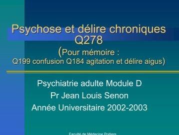 6 Psychose et d.lire chroniques - Psychiatrie Adulte et Psychologie ...