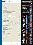 HahnAirport Sofia - HahnAirport Magazin - Seite 5