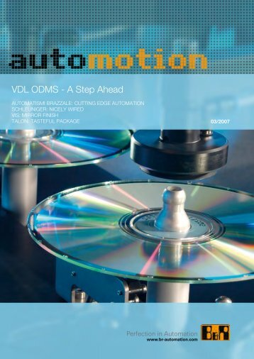 VDL ODMS - A Step Ahead - automotion.info