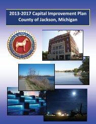 2013-2017 Capital Improvement Program - Jackson County