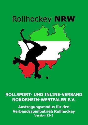 rollsport- und inline-verband nordrhein-westfalen ev
