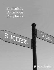 Equivalent Generation Complexity
