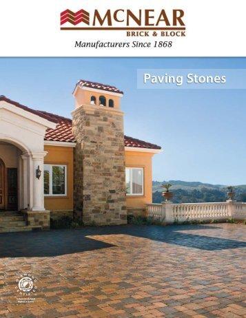 Paving Stones - McNear Brick and Block