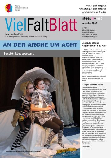 VielFaltBlatt - St-Pauli-Lemgo
