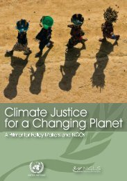 Climate Justice for a Changing Planet - NGLS
