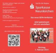 Download Flyer - Sparkasse Neunkirchen