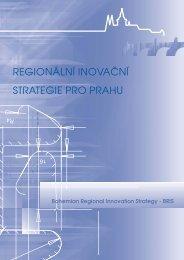 Regionální inovační strategie pro Prahu - Technologické centrum ...