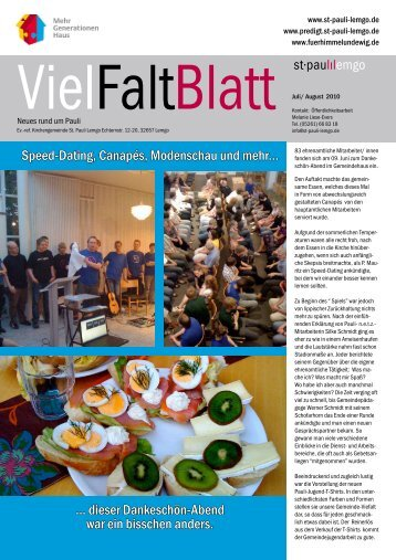 VielFaltBlatt07-10 - St-Pauli-Lemgo