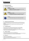 Bedienungsanleitung - Tischer Freizeitfahrzeuge - Page 6