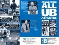 ATHLETES - Buffalo Athletics - University at Buffalo