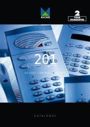 201 catalogue - Alcad