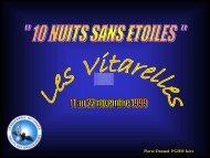 Secours spéléo des VITARELLES - Association Nationale des ...
