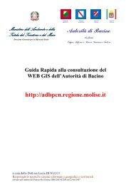 Autorità di Bacino Interregionale - Regione Molise