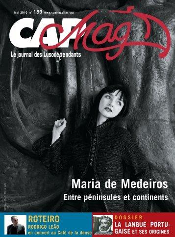 Maria de Medeiros - Cap Magellan