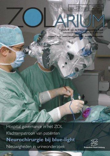 ZOLarium 23 - Ziekenhuis Oost-Limburg