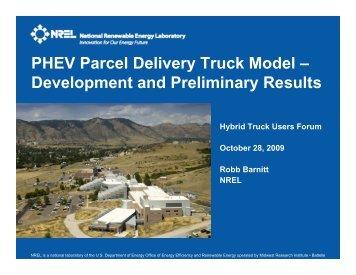 NREL Presentation - EMI Global