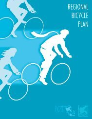 Regional Bicycle Plan (PDF) - Bruce Freeman Rail Trail